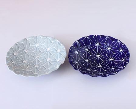 波渕8寸皿