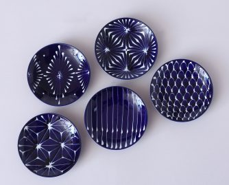 3 寸丸小皿